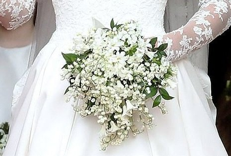 Flowers The Meaning Behind The Duchess Of Cambridges Wedding Bouquet