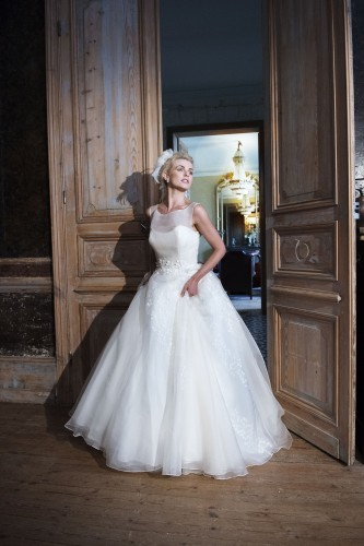 Lyn Ashworth Harmony Gown from the 2018 Daydreamer Collection