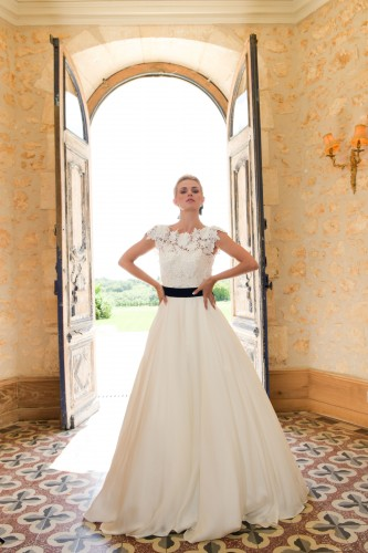 Lyn Ashworth by Sarah Barrett Loves Dream Gown from the 2018 Daydreamer Collection