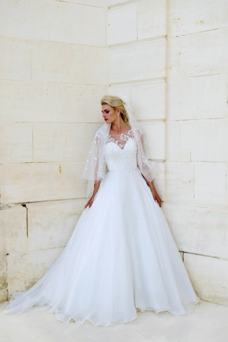 Lyn Ashworth by Sarah Barrett Love's Promise Gown from the 2018 Daydreamer Collection
